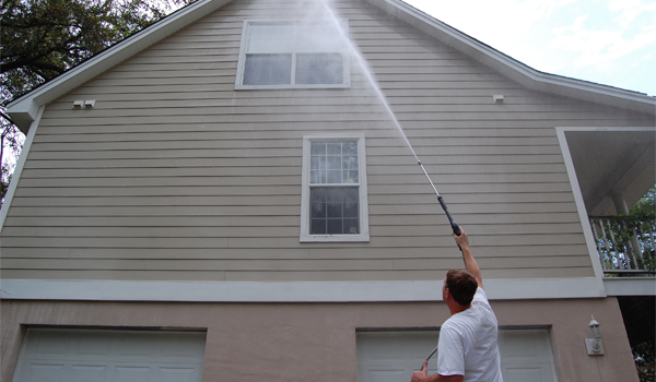 External House Cleaning